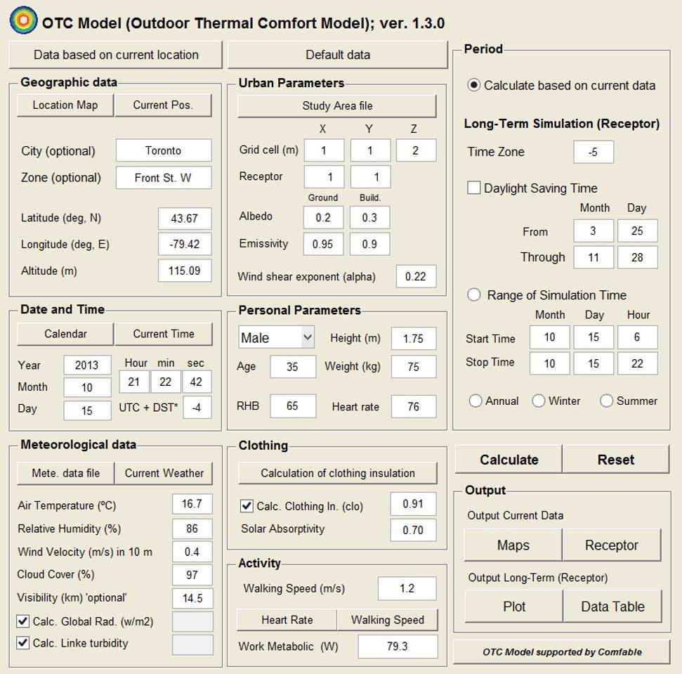 OTC Model™ 1.3.0