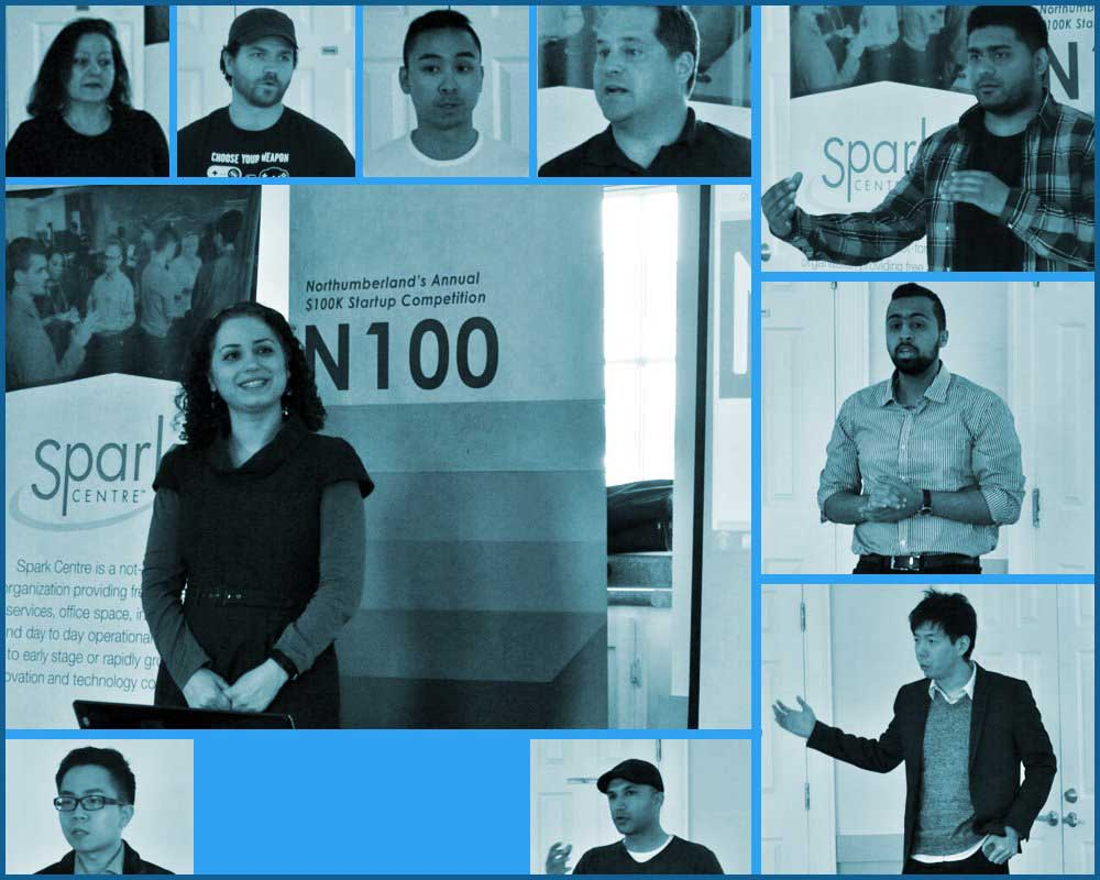 N100 Startup Competition Finalist