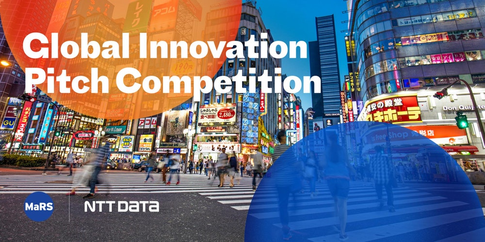 Comfable to Pitch at NTT DATA Global Open Innovation Contest
