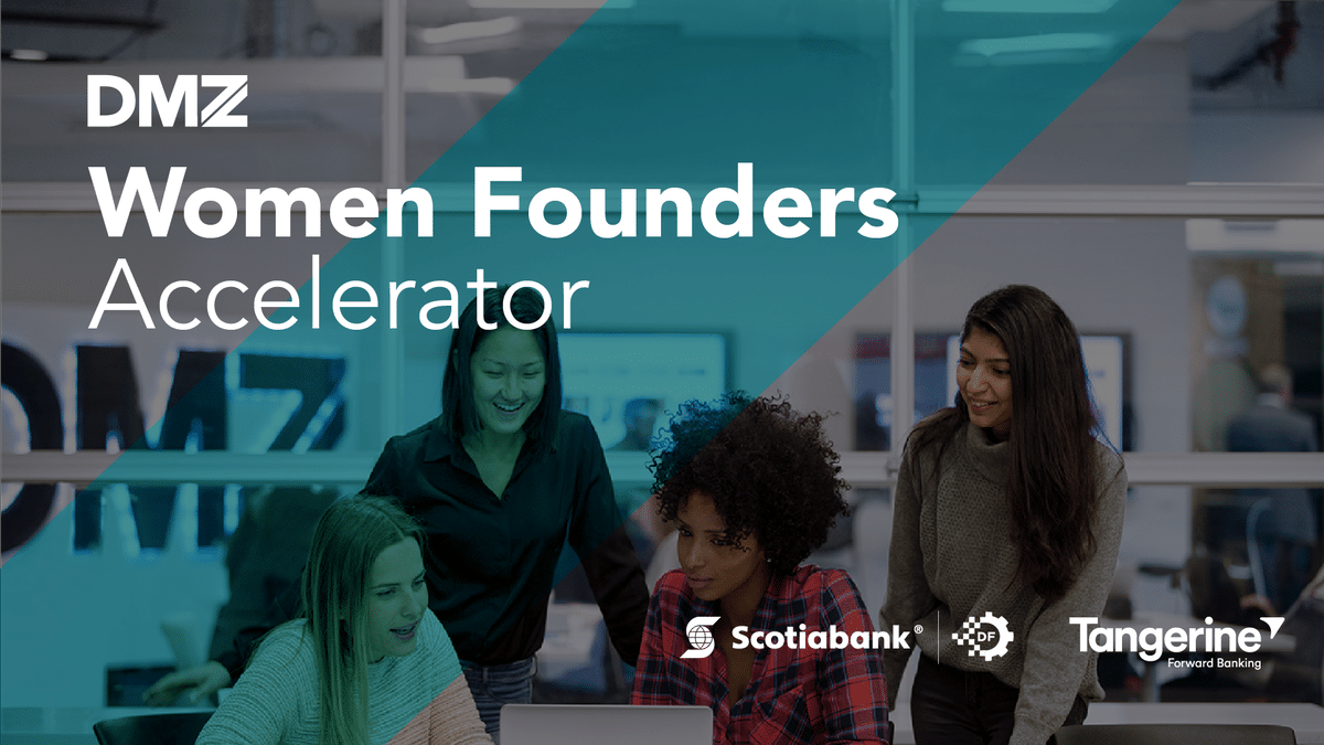 Comfable Joins the DMZ Women Founders Accelerator Program